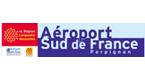 Logo Aéroport Perpignan