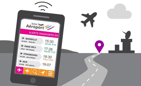 Solution Airport Mobile App