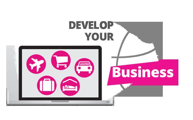 Develop you e-business